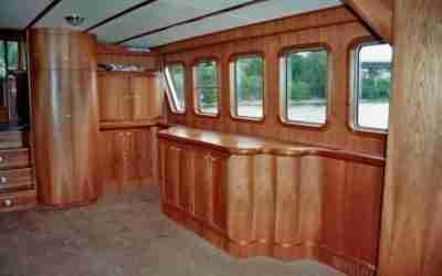 Yachtinnenausbau